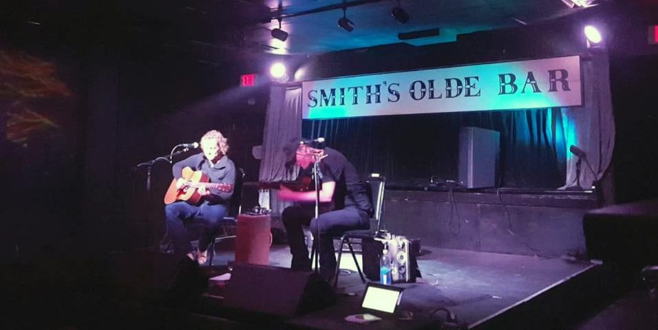 SLJ's Jimmie and Eric Acoustic